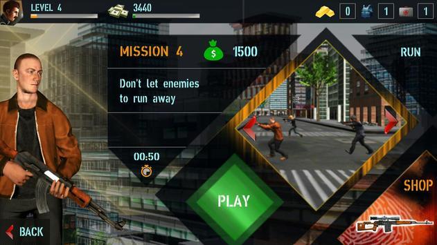Mission Sniper Shooting 3D poster