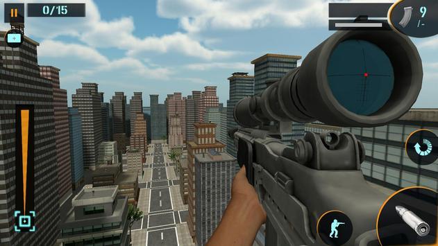 Mission Sniper Shooting 3D screenshot 1