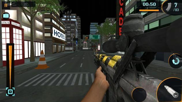 Mission Sniper Shooting 3D screenshot 6