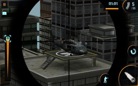 Mission Sniper Shooting 3D screenshot 8