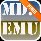 MD.emu Free icon