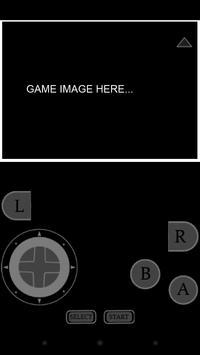 GBA.emu Free captura de pantalla 1
