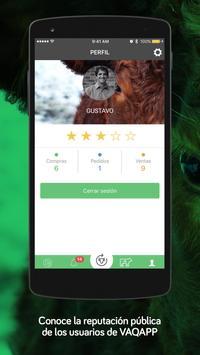 VAQAPP apk screenshot