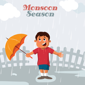 Monsoon GIF icon