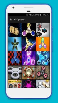 Fidget Spinner Wallpaper apk screenshot