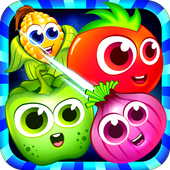 Veggies Garden Crush icon