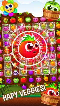 Veggies Garden Crush apk screenshot