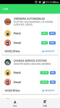 FuelBuddy - Daily changing Petrol & Diesel Prices screenshot 2