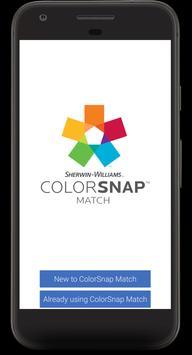ColorSnap® Match poster ...