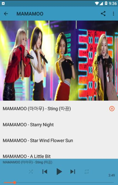 Mamamoo - Egotistic (Musica) 2018 for Android - APK Download