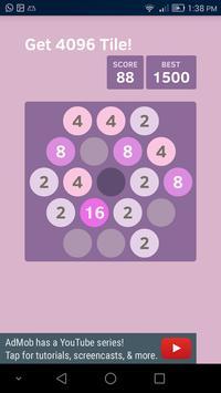4096 Hexa Go! screenshot 2