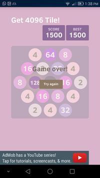 4096 Hexa Go! screenshot 3