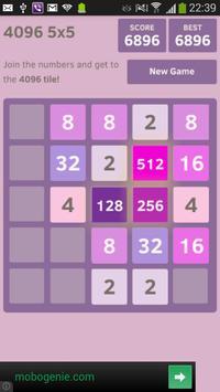 4096 5x5 apk screenshot