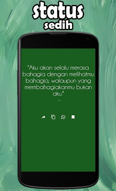 Status Wa Kata Kata Perasaan Sedih For Android Apk Download