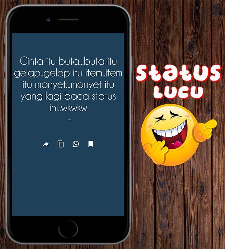 Status kata lucu humor gokil 2018 for Android   APK Download
