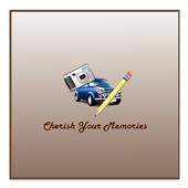 Cherished Memories: Trip Diary icon