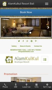 AlamKulkul Boutique Resort poster