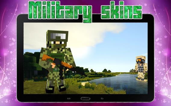 Best dayz skins for Minecraft apk screenshot