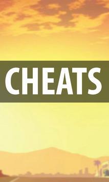 All сheats for all GTA apk screenshot