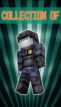 Best csgo skins for minecraft apk screenshot