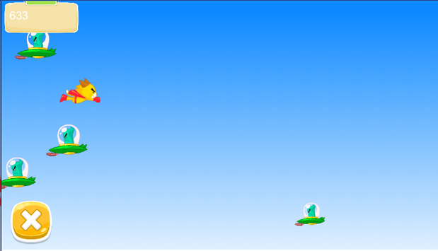 Cat in the sky. screenshot 3