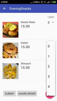 Canteen apk screenshot