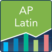AP Latin Prep: Practice Tests and Flashcards icon
