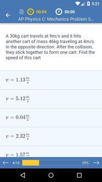 AP Physics C Mechanics apk screenshot