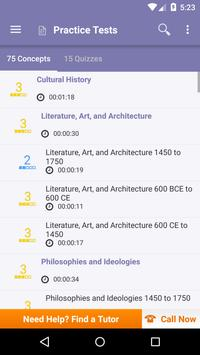 AP World History Practice apk screenshot
