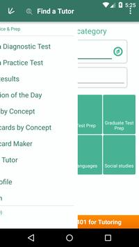 Calculus 1 Prep: Practice Tests and Flashcards poster