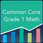 Common Core Math 1st Grade icon