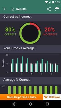 Common Core Math 1st Grade apk screenshot