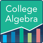 College Algebra: Practice Tests and Flashcards icon