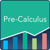 Pre-Calculus Prep: Practice Tests and Flashcards icon