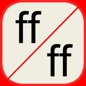 ff ff icon