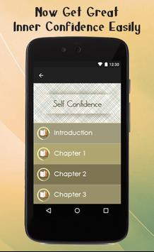 Self Confidence Tips apk screenshot