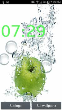 Water Splash Wallpapers screenshot 2