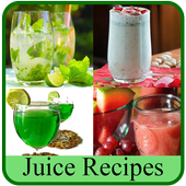 Juice Recipes in Gujarati icon