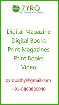ZyroPathy Magazine poster