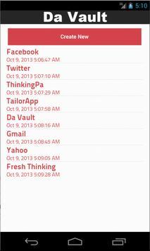 Da Vault screenshot 2