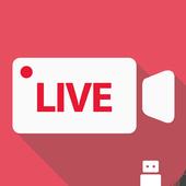 Download App antagonis android CameraFi Live APK terbaik