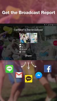 CameraFi Live apk screenshot