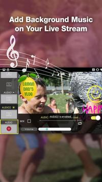 CameraFi Live apk screenshot