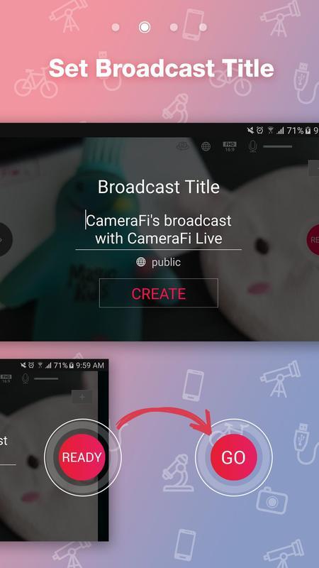 Camerafi скачать на андроид