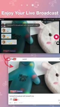 CameraFi Live ICE -Old Version apk screenshot