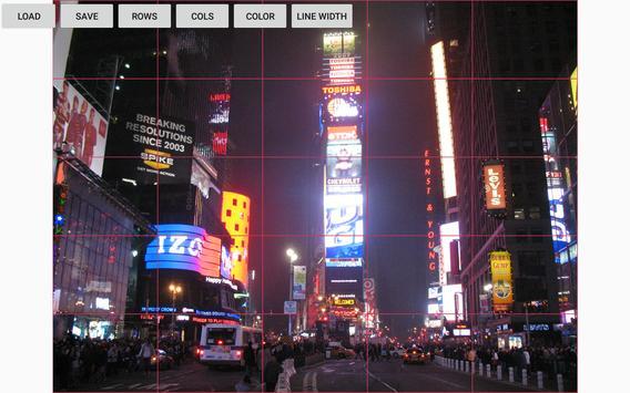 Drawing Grid Maker apk screenshot