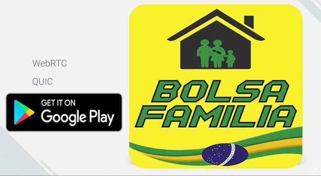 Bolsa Família Saldo - Calendário Consult 2017/2018 poster
