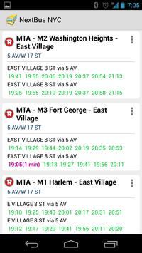 New York MTA Schedule for Android - APK Download