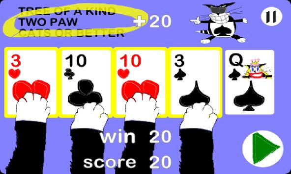 Kitty Poker apk screenshot