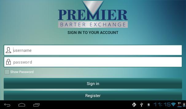 Premier Barter screenshot 7